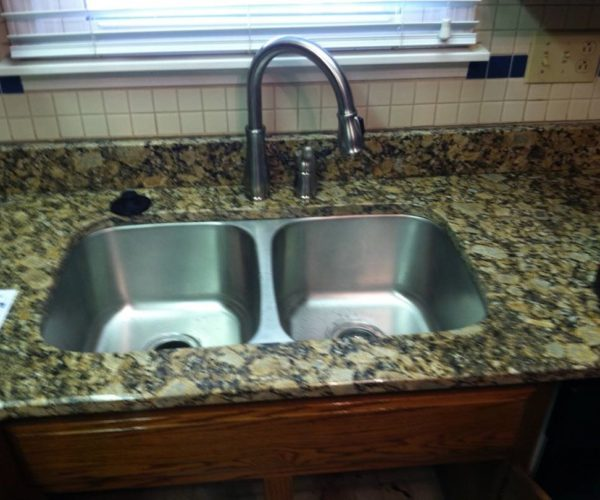 Sink Replacement Replacing a Kitchen Sink Bathroom Sink ...